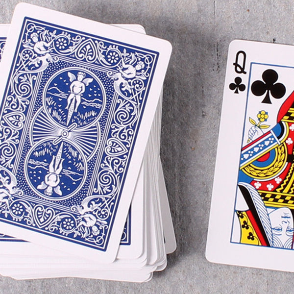 Card Decks Blue