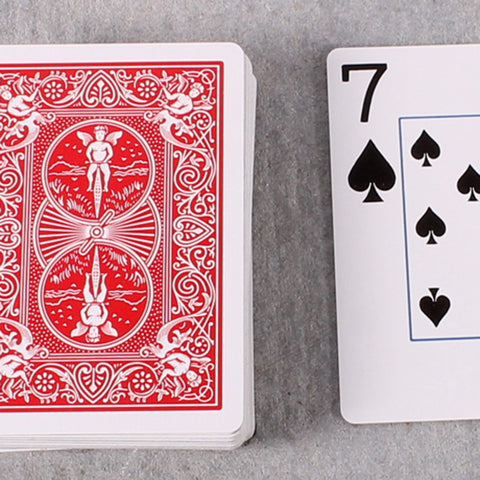 Card Deck Red