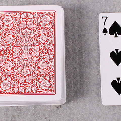Card Deck Flower