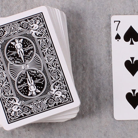 Card Deck Black