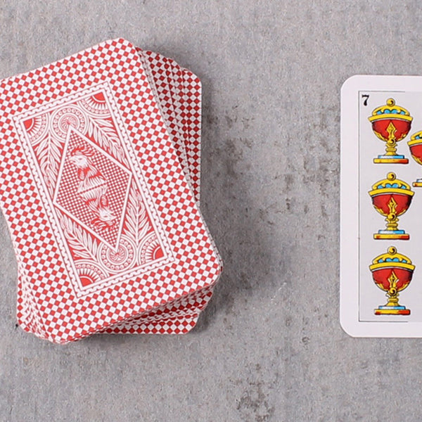 Card Deck Chicken