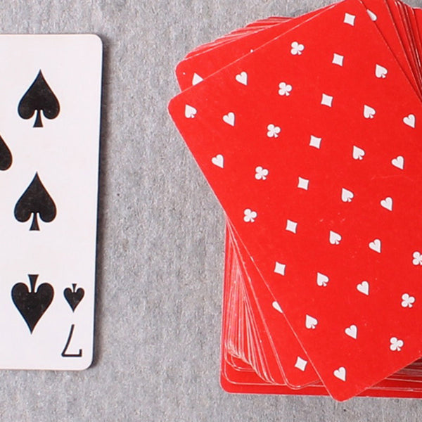 Card Deck Red Heart