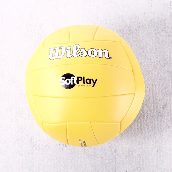 Volleyball Yellow