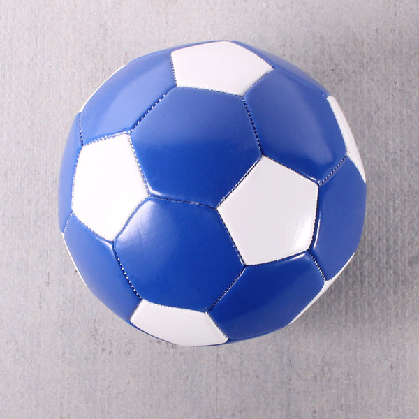 Soccer Ball Blue