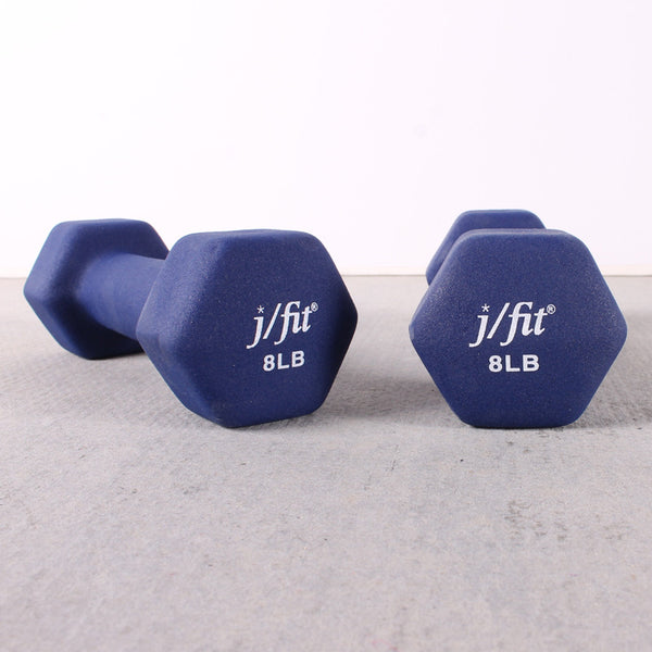 Hand Weights Blue 8 Pound