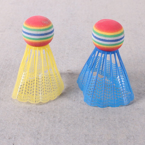 Badminton Birdie Set Striped