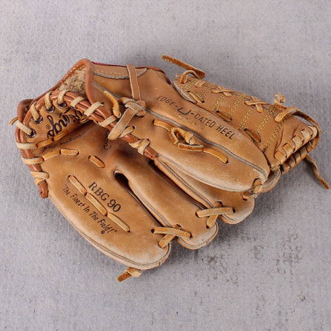 Baseball Glove Criss Cross