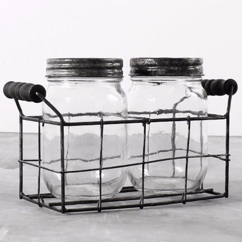 Mason Jar Caddy