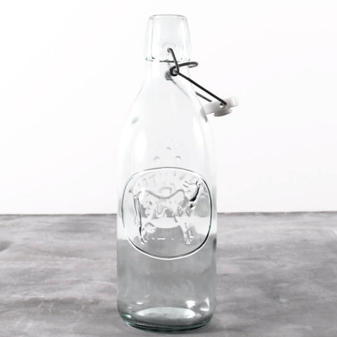 Henrietta Milk Bottle