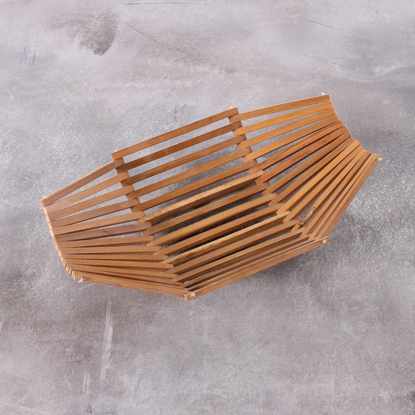 Basket Wood Slat