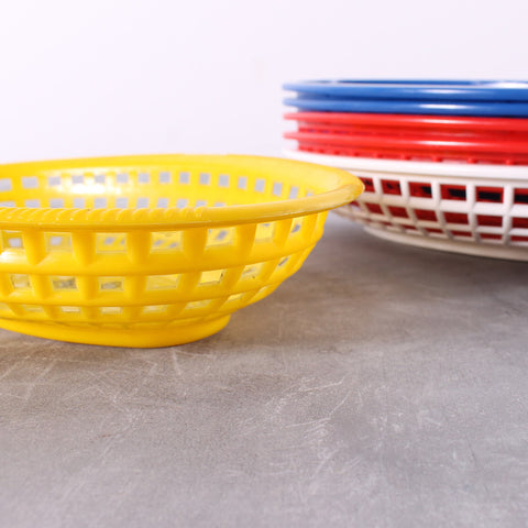 Baskets Plastic