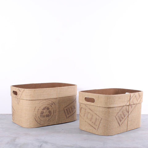 Basket Recycle Bins