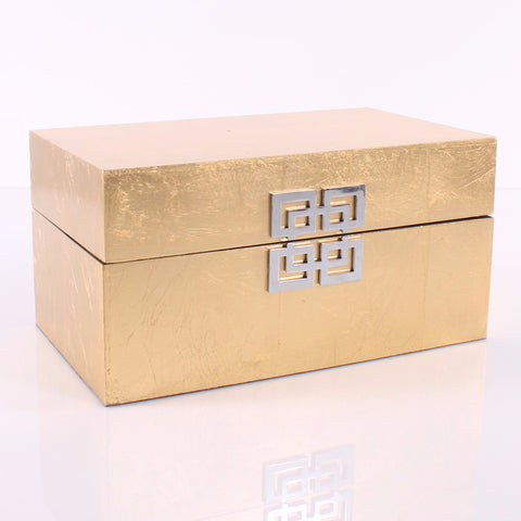 Box Gold Leaf