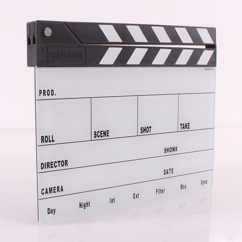 Movie Clapperboard