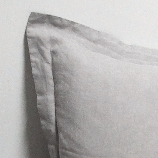 RH Linen Duvet Set Queen