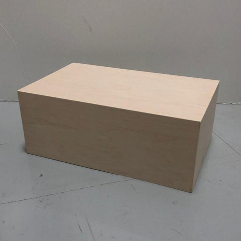 Apple box birch 20 x 12 x 8