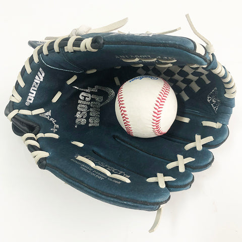 Baseball Glove Blue