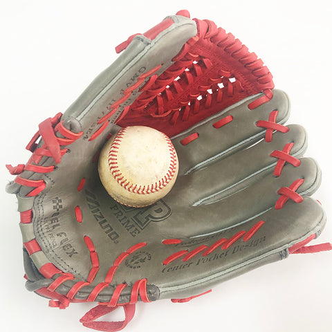 Baseball Glove Red