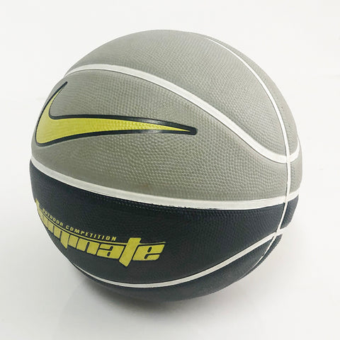 Basketball Black & Gray