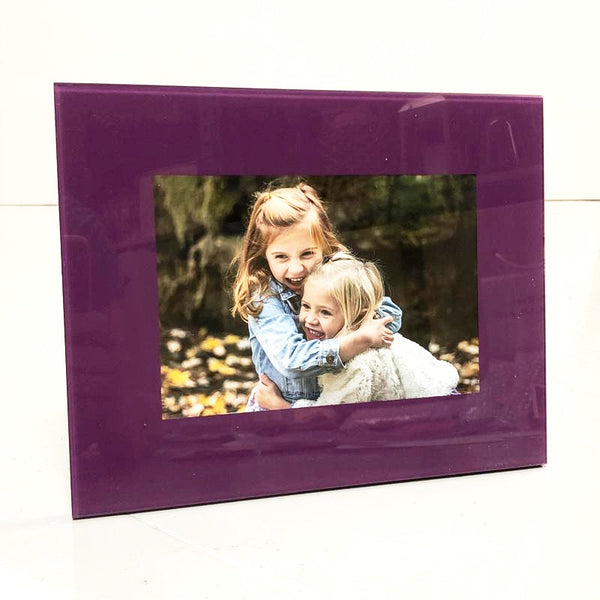 Picture Frame Purple