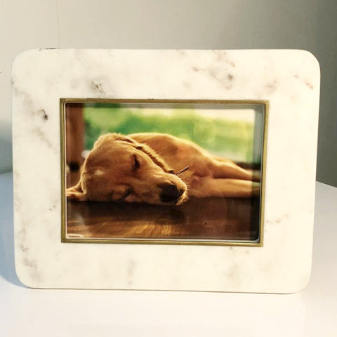 Picture Frame Marble