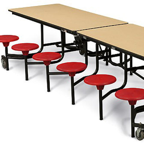 School Lunch Table
