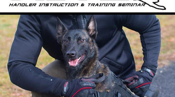 HITS K-9 Handler Instruction & Training Seminar