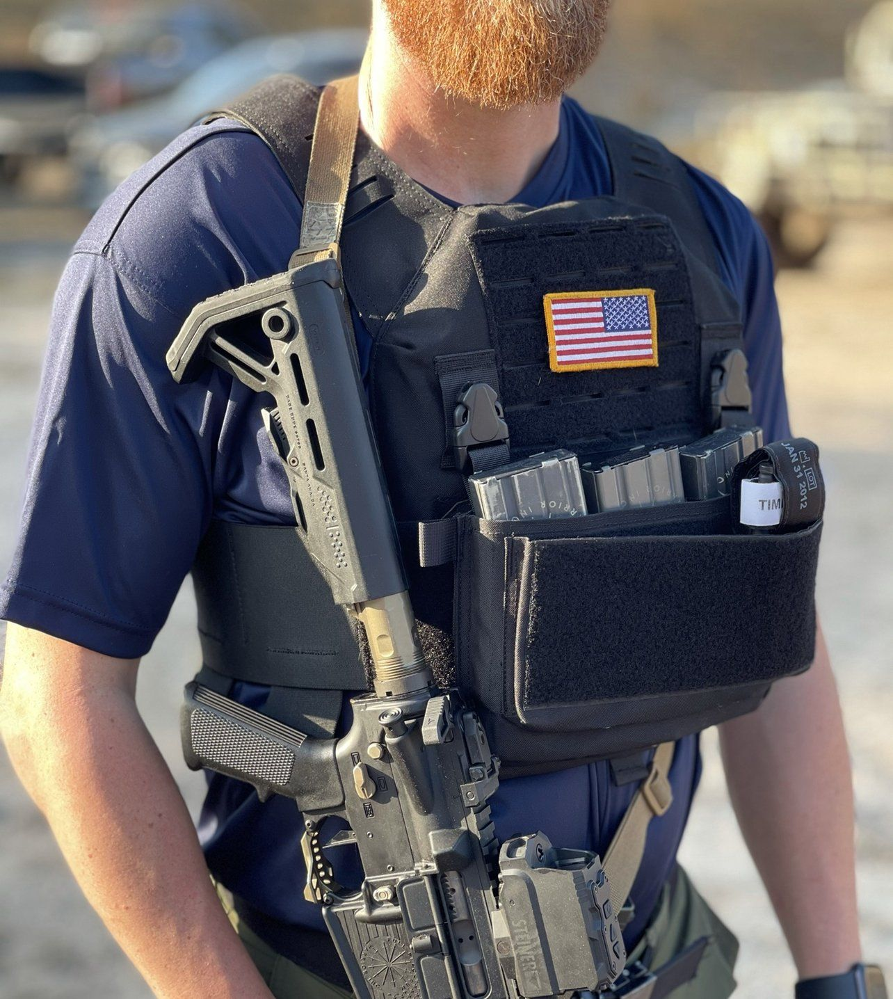 How to set up a plate carrier, the best place for your IFAK and where your plate carrier should sit on your body.
