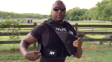 How Police Officers Can Stop Feeling Hot, Sweaty, Itchy and Miserable While Wearing Body Armor
