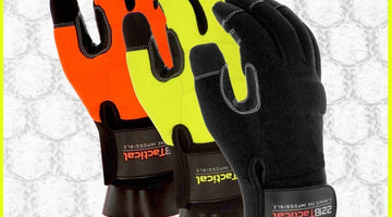 New Thermal & Water-Resistant Equinoxx Gloves 2.0