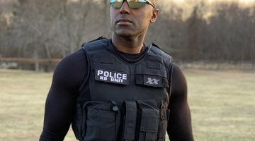 Police Officer Invents Anti-Bacterial Base Layer Shirt To Wear Beneath Body Armor With A Hidden Benefit For Those With Tattoos and In BJJ