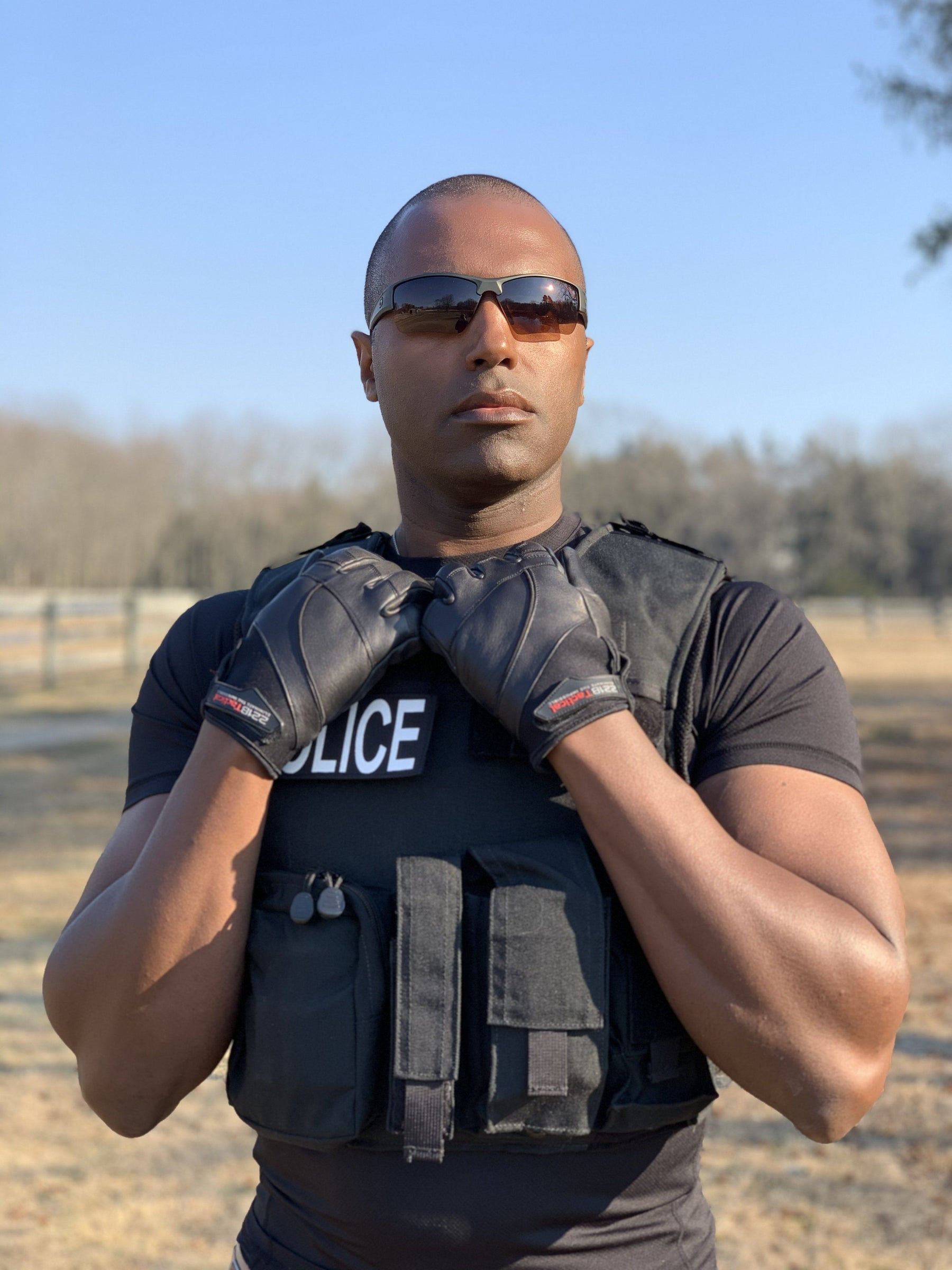 Police Officer Invents Base Layer Shirt To Battle Itch, Odor and Rash For Those Wearing Body Armor or Hockey Pads