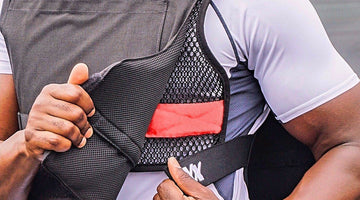 Police Officer Invents Breathable Ventilation Vest to Keep You Cool, Dry and Less Sweaty Under Your Body Armor