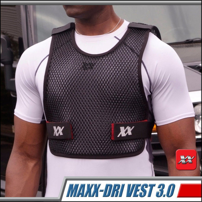 Police Officer Invents New Body Armor Ventilation and Cooling Vest Device To Battle Excessive Sweat, Odor and Discomfort While Wearing Body Armor