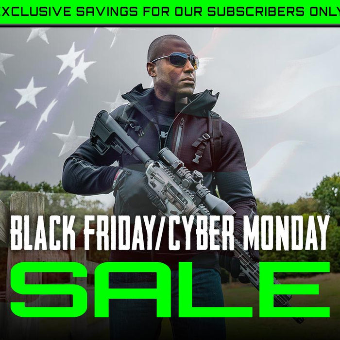 The Best Holiday Gifts & Ideas For Police Officers and First Responders 2019 - 221B Tactical Black Friday Sales Event