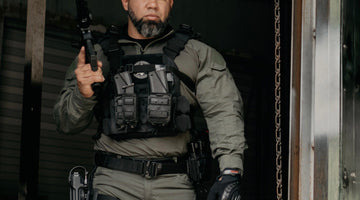 The best plate carrier for Police Patrol, SWAT, private security and civilian use...designed to keep you comfortable & safe