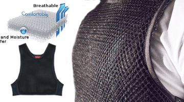 The body armor ventilation product that Is Changing Lives Around The World