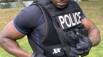 The Shirt You're Wearing Under Your Body Armor Is Making You Itch and Stink