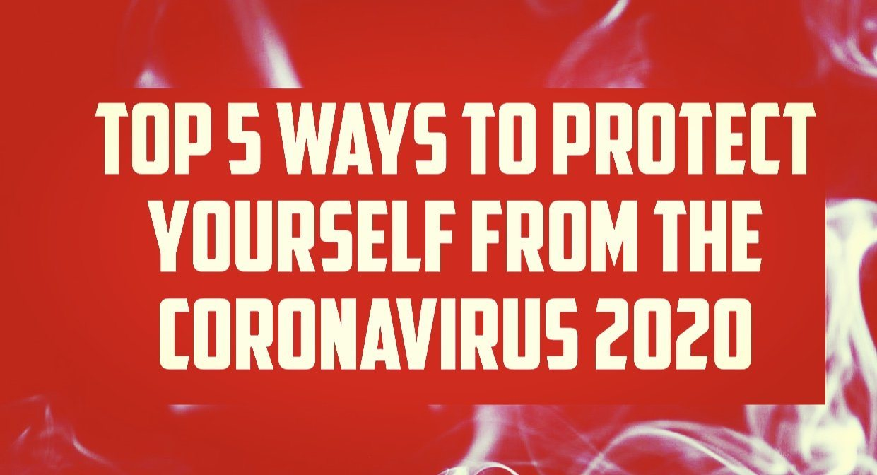 The Top 5 Things You Can Do Today To Help Protect Yourself From The COVID-19 Coronavirus