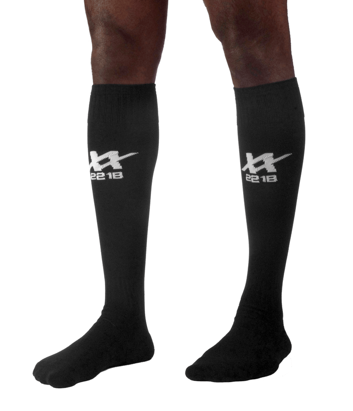 Maxx-Dri Silver Elite Anti-Sag Compression Socks Socks 221B Resources LLC S