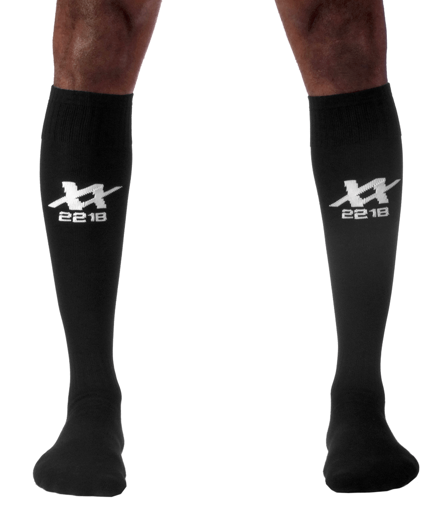 Maxx-Dri Silver Elite Anti-Sag Compression Socks Socks 221B Resources LLC