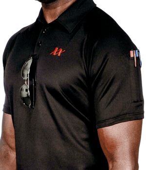 Maxx-Dri Tac-Fit Polo Shirt Apparel 221B Resources LLC