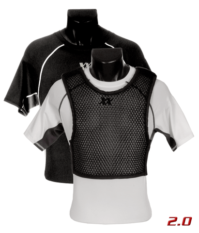 Maxx-Dri Ultra Comfort System 2.0 (Black Maxx-Dri 2.0 Vest with Compression T-Shirt)
