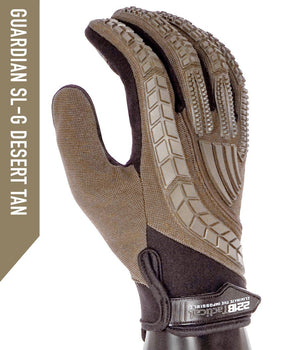 Guardian Gloves SL-G Gloves 221B Tactical XS Desert Tan