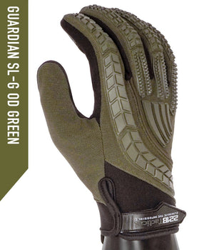 Guardian Gloves SL-G Gloves 221B Tactical XS OD Green