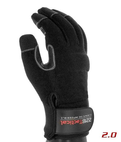 Equinoxx Gloves 2.0 - Thermal & Water-Resistant