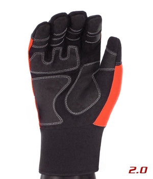 Equinoxx Gloves 2.0 - Thermal & Water-Resistant Gloves 221B Tactical