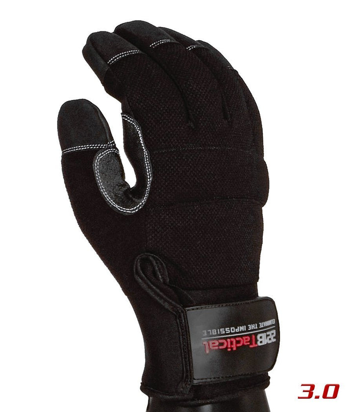 Equinoxx Gloves 3.0 - Thermal, Water-Resistant and Wind-Resistant Gloves 221B Tactical Black XS