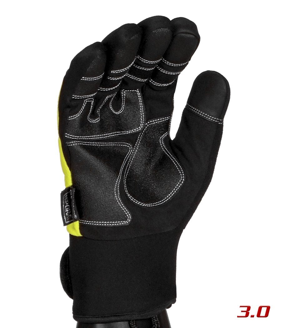 Equinoxx Gloves 3.0 - Thermal, Water-Resistant and Wind-Resistant Gloves 221B Tactical