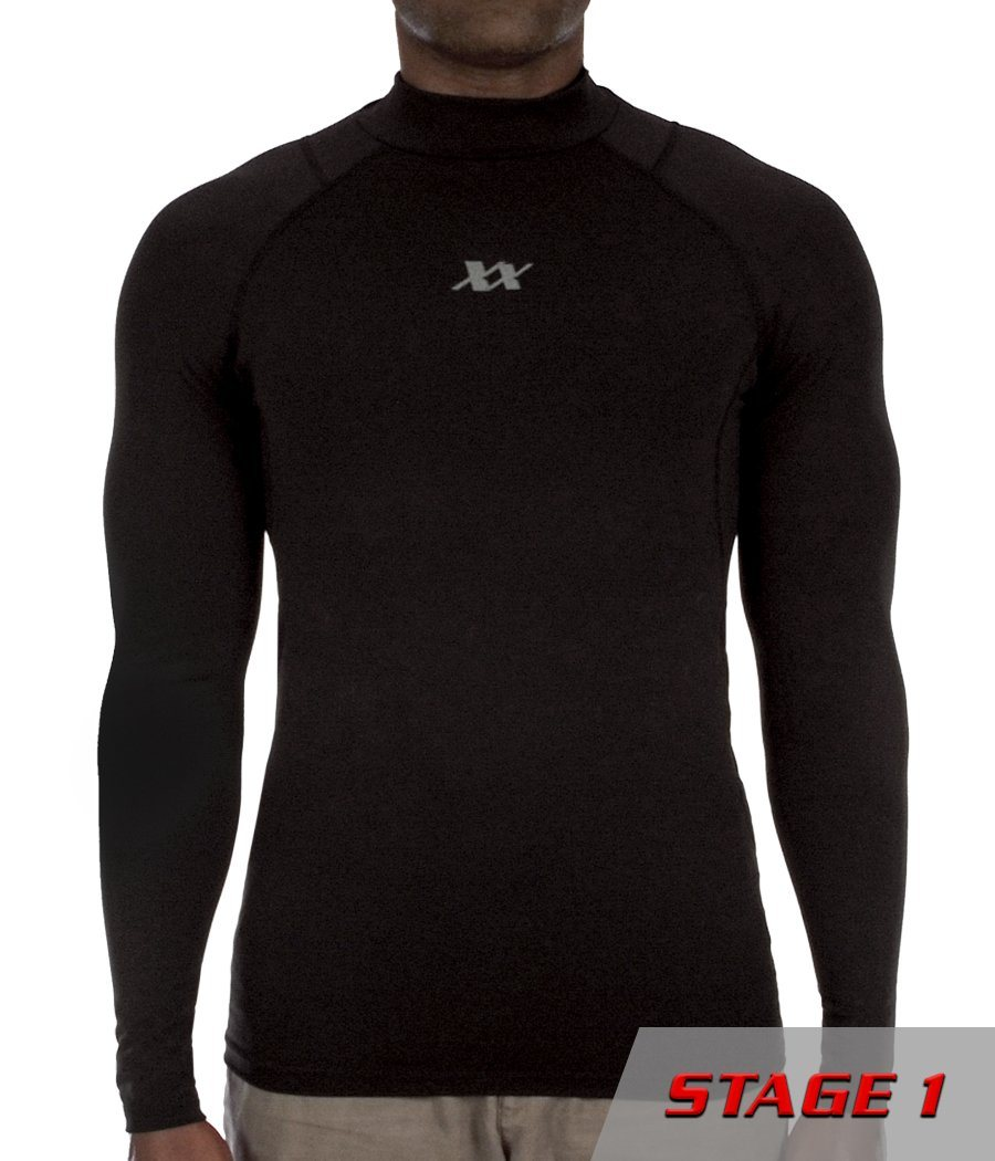 Equinoxx Complete Thermal Collection Apparel 221B Tactical Black Edition S